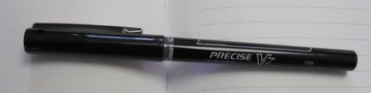 Rob Haight's pen